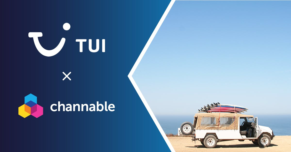 TUI on how Channable can improve group wide collaboration, save time, and offer flexibility